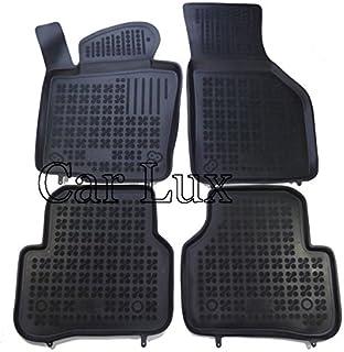Alfombrilla de maletero a medida para Passat B6 B7 4 puertas 2005-2015 J/&J Automotive