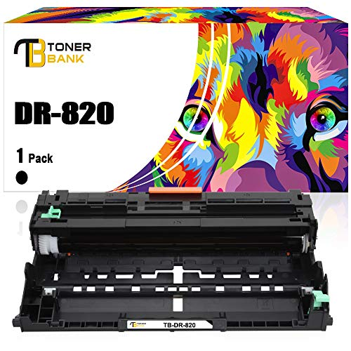 Toner Bank Compatible Drum Unit Replacement for Brother DR820 DR-890 for Brother HL-L6200DW MFC-L5850DW MFCL5900DW MFCL6700DW MFCL5800DW HLL6200DW HLL5200DW HLL5100DN HLL6300DW MFCl5900W Drum Unit