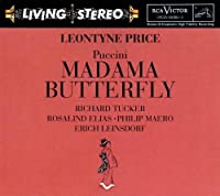 Madama Butterfly by Erich Leinsdorf (2004-09-22)