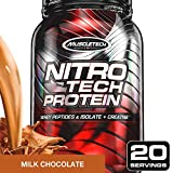 Muscletech Nitrotech Performance Series - 2lbs (Milk Chocolate)