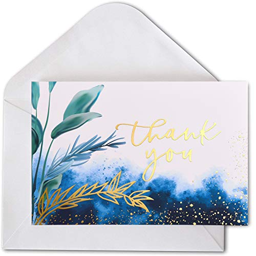 """Thank You"" Notes for virtual bridal shower party food and decorations"