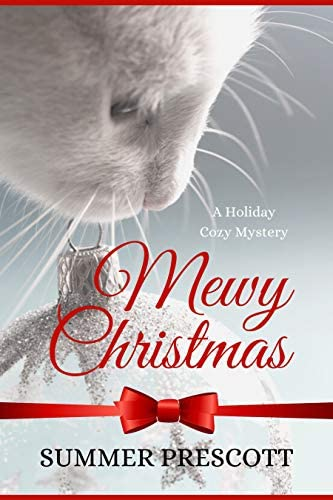 Mewy Christmas A Purrfect Holiday Cozy Mystery product image