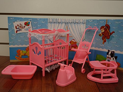 Nursery Play Set by Wong on