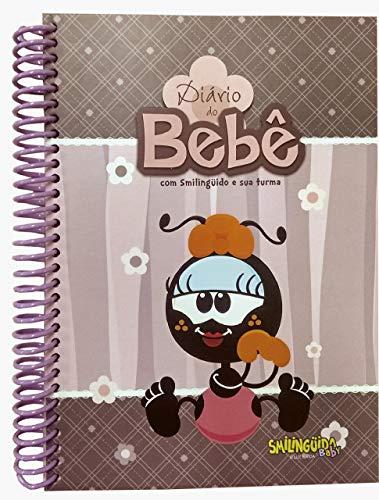 Diário do Bebê com Smilinguido e sua turma