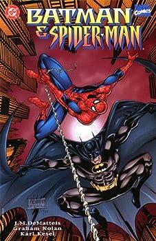 Batman & Spider-Man (New Age Dawning) - Book #104 of the Modern Batman