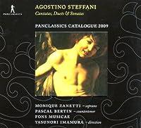 Steffani: Cantatas, Duets & Sontatas