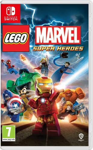 Lego Marvel Super Heroes - Nintendo Switch - Special