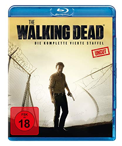 The Walking Dead - Staffel 4 [Blu-ray]