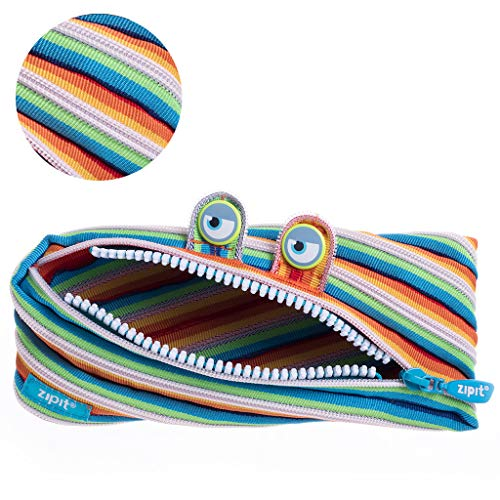 ZIPIT Monster Pencil Case Special Edition, Colorful