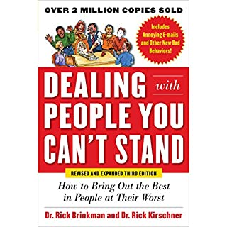 Dealing with People You Can't Stand, Revised and Expanded Third Edition audiobook cover art
