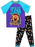 SPACE JAM Pijamas para Niños Bugs Bunny Multicolor 11-12 Años