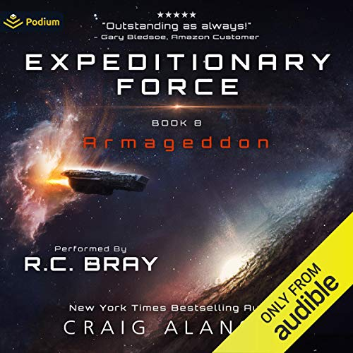 Armageddon: Expeditionary Force, Book 8