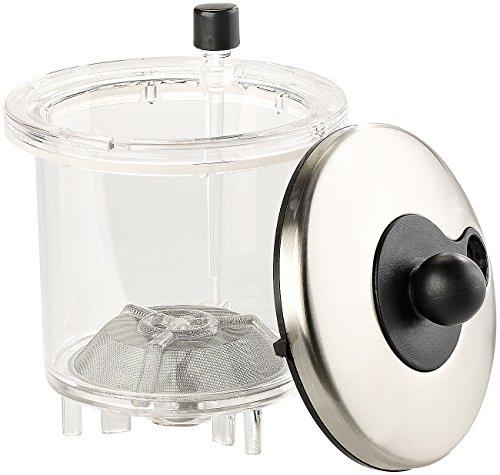 Rosenstein & Söhne Eistee Teebereiter: Eistee- & Tee-Bereiter-Kanne mit Komfort-Brühfunktion, 700ml (Eisteezubereiter) - 3