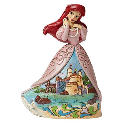 Disney Ariel con Castelo sobre Vestido