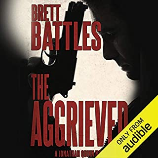 The Aggrieved audiobook cover art