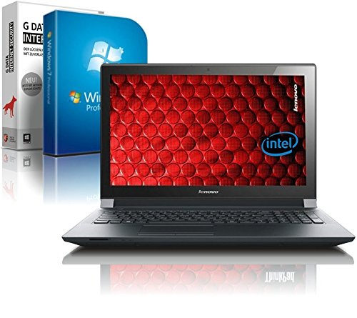 Lenovo G70-70 (17,3 Zoll) Notebook (Intel Pentium N3558U 2x1.70 Ghz, 8GB RAM, 1000GB S-ATA HDD, Intel HD Graphic, HDMI, Webcam, USB 3.0, Bluetooth 4.0, WLAN, Windows 7 Professional 64 Bit) #4861