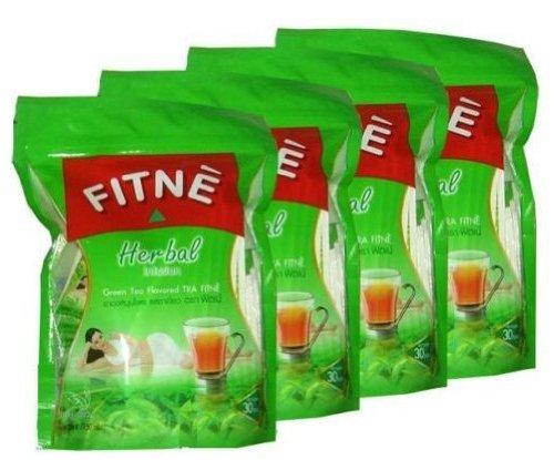 Fitne Perdida Natural Te Verde x 120 | Para Degazer Herbal Detox | Como fitness