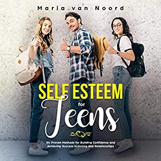 Self Esteem for Teens cover art