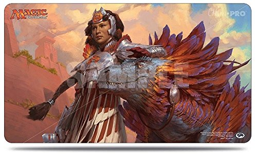 Ixalan, Huatli, Warrior Poet Playmat for Magic
