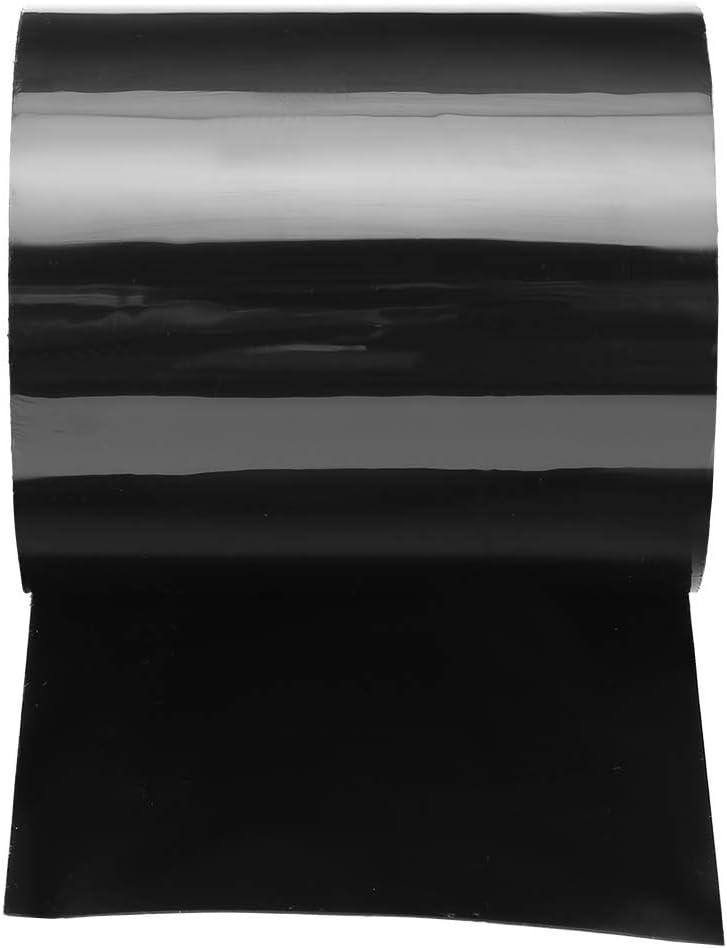 YYQTGG Max 54% OFF Black Waterproof Max 72% OFF Tape PVC and 150 Adhesive Hot Made Melt