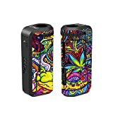 Custom Skin Decal for YOCAN UNI (Decal Only, Device is Not Included) - Vinyl Wrap Protective Sticker by VCG Customs (Psychedelic)