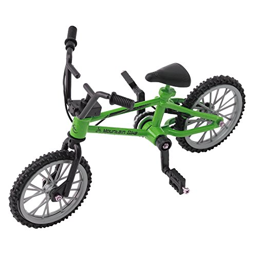 ATATMOUNT Dito in Lega Modello di Bicicletta Mini MTB BMX Fixie Bicicletta Ragazzo Giocattolo Regalo Gioco Creativo