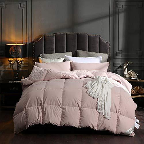 CHOU DAN Schwere Decke,Daunendecke, die hochwertige Daunendecke aus Baumwolle füllt-220X240_14