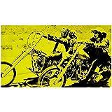 MXIBUN Poster und Drucke Easy Rider Classic Film Kunstdruck
