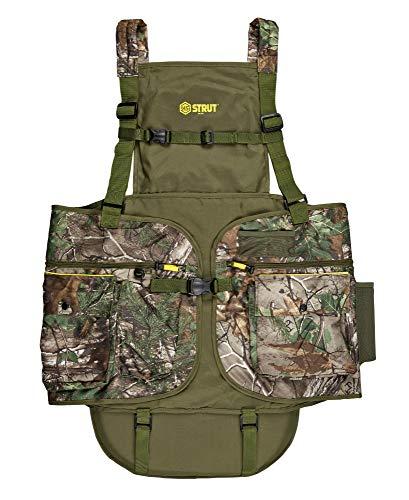 H.S. 100173 Mens 2XL/3XL Realtree Edge Camo Hunting Vest