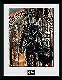 GB Eye LTD, Batman Comic, Arkham Asylum, Photographie encadrée 30 x 40 cm