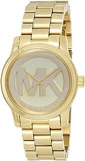 Women's Runway Gold-Tone Watch MK5786