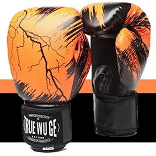 Guantoni da boxe per bambini set 6oz 8oz   guantoni da boxe junior   Guanti da boxe per bambini   Da 6 a 15 anni   Muay Thai Taekwondo Sanda Fight   Verde giallo blu arancione rosso rosa bianco