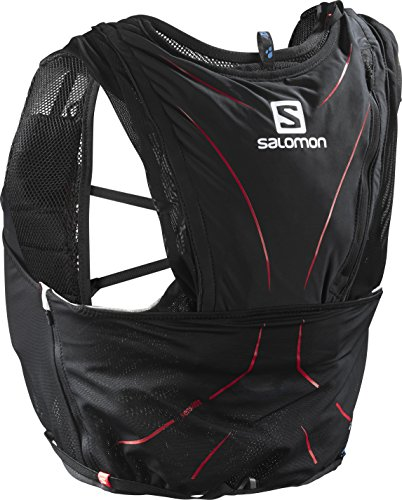 Salomon Adv Skin 12 Set Black, 2XS