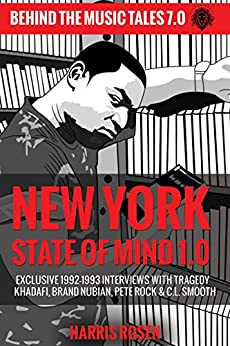 New York State of Mind 1.0 (Behind the Music Tales Book 7) by [Harris Rosen]