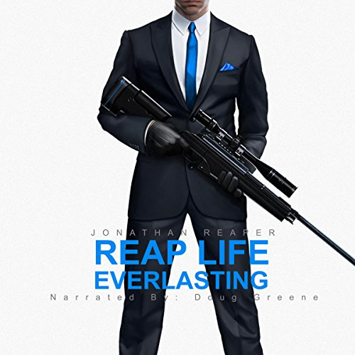 Reap Life Everlasting audiobook cover art