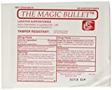 Magic Bullet Suppository Part No. CCMB100 Concepts in Confidence MMED-CICCCMB100 Box