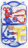 Amisha Gift Gallery® Girls and Boys Playing Doctor Set Kit with Fold able Suitcase, Compact Medical Accessories Pretend Play Toy