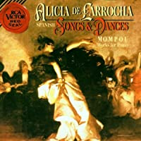 Spanish Songs & Dances by PACHELBEL JOHANN / HANDEL GEO