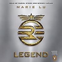 Legend audio book