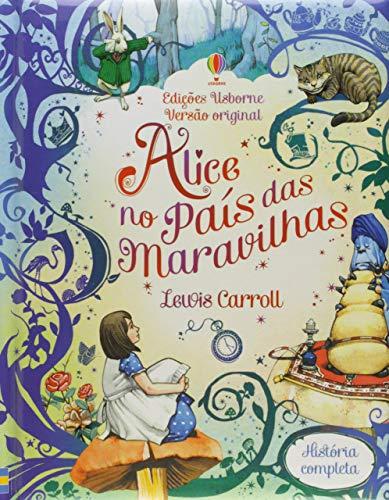 Alice no país das maravilhas: história completa