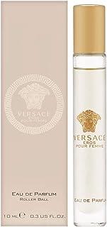 Versace Eros Pour Femme Eau de Parfum Rollerball for Women, 10ML/0.3 Oz, Multi