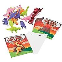 Dino-Mite 消しゴム バレンタインカード