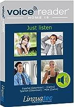 Voice Reader Home 15 Spanisch-Kolumbianisch - männliche Stimme (Carlos)