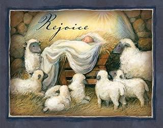 simple nativity christmas cards