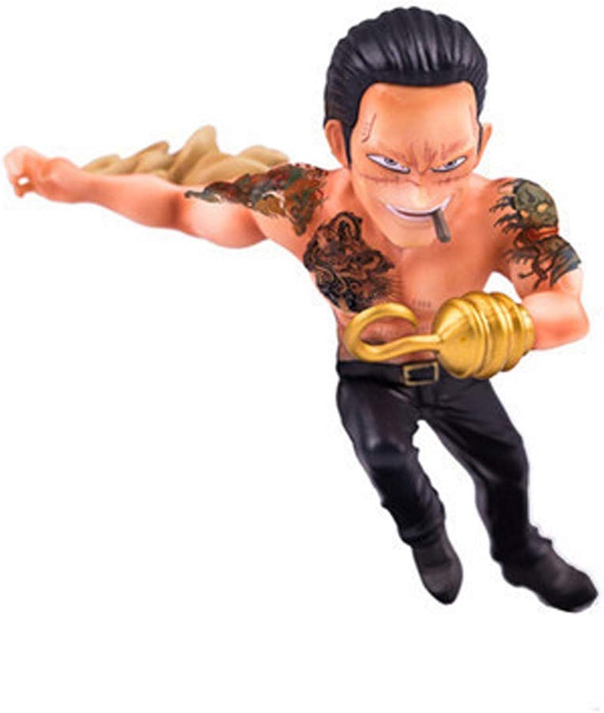 exclusivo QYSZYG Estatua De Juguete Modelo De Juguete Colección De De De Personajes De Dibujos Animados Decoración Regalo De Cumpleaños 18CM  respuestas rápidas