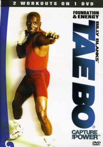 TAE BO - 2 Workouts on 1 NTSC-DVD * Foundation Energy mit Billy Blanks