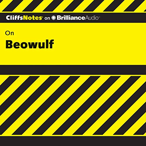 Beowulf: CliffsNotes audiobook cover art