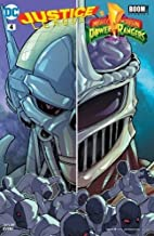 Justice League Power Rangers (2017-) #4 (of 6) 1st Printing