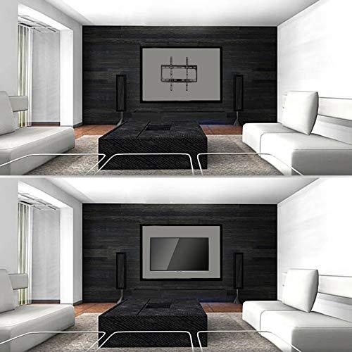 Germerse Soporte para TV, Soporte Universal para TV Soporte para TV TV de 26'-55' con Manual para el hogar o la Oficina
