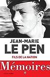 Mémoires - Fils de la nation - Format Kindle - 9791090947221 - 16,99 €